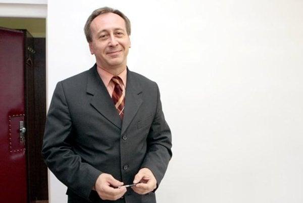 New VšZP head, Miroslav Vaďura