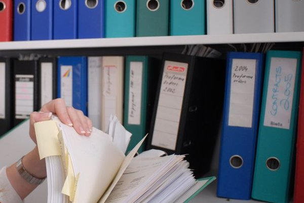 It can pay to outsource some of your paperwork.