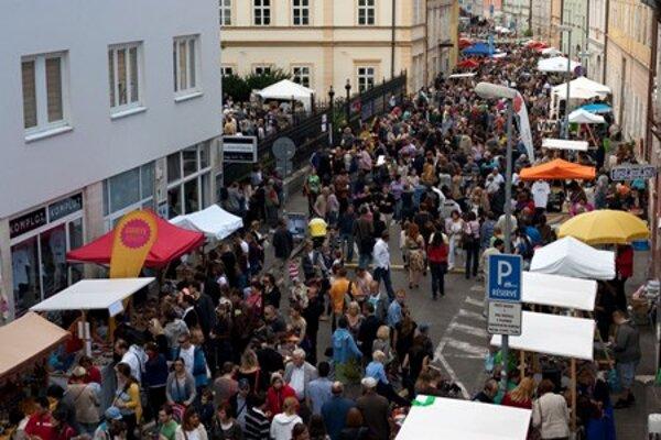 Good Market - Dobrý trh in September.