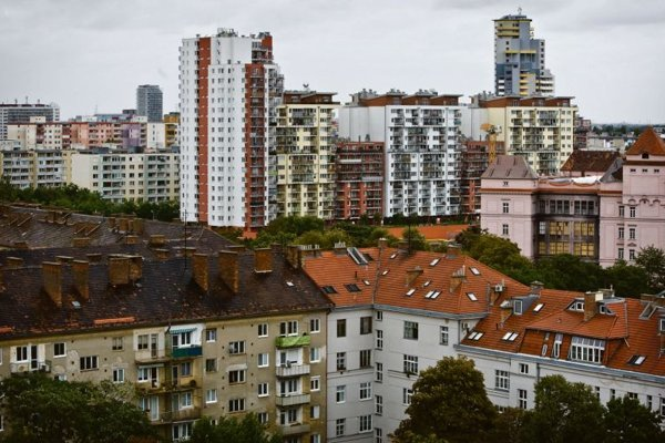 Nine out of 10 Slovak households own their property.