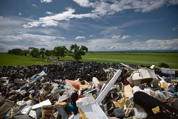 Recyclablesmayno longer be sent to landfills