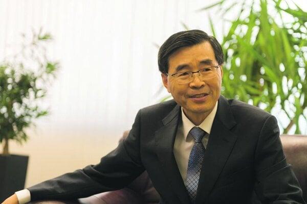 Ambassador Sang-hoon Park