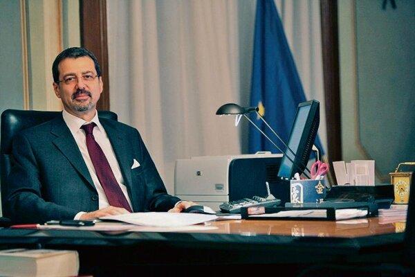 Ambassador J-M Bruno