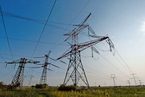 About 50 percent of electricity prices consist of transmission costs and fees.