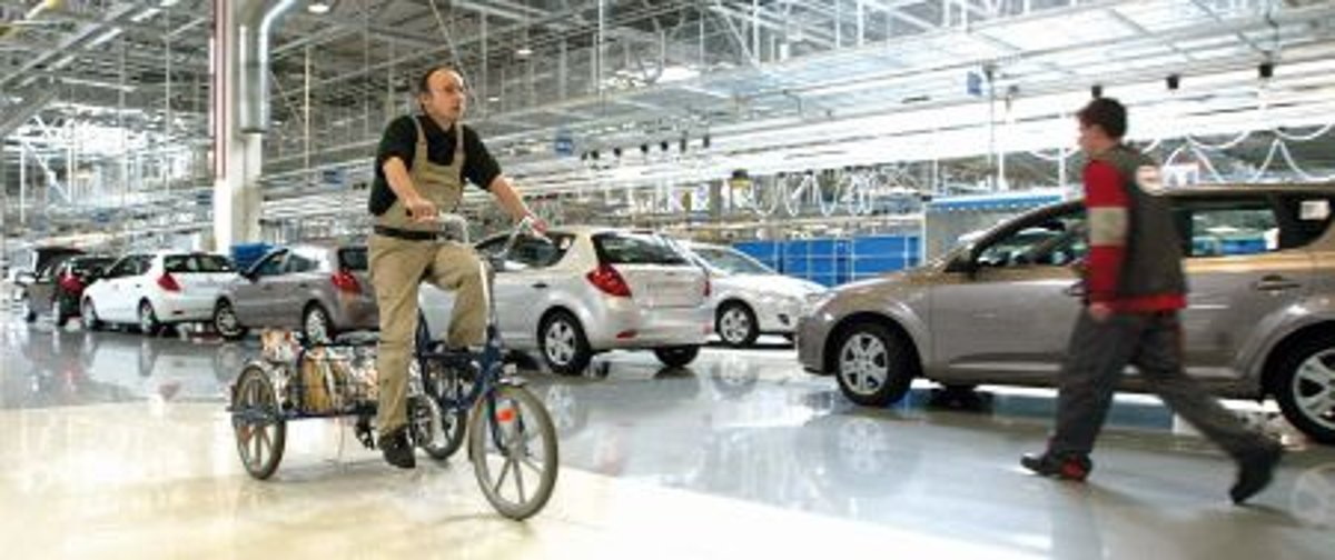 Global Industry In Slovakia Spectator Sme Sk