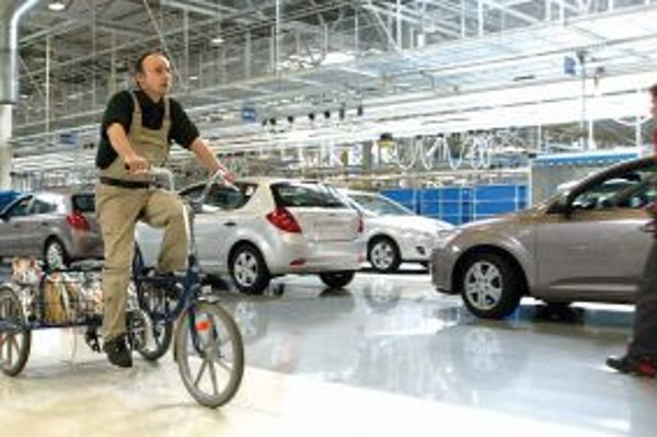 Slovakia is a major carmaker.