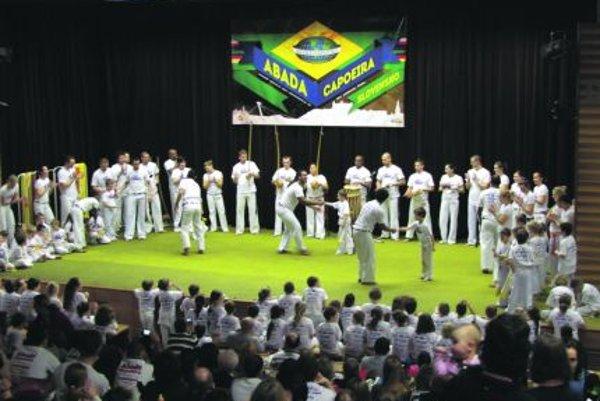 Capoeira Festival 2013