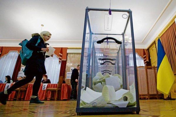 Ukrainians voted for pro-European parties.