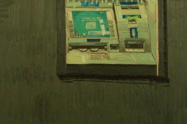J. Florek: Night Teller Machine