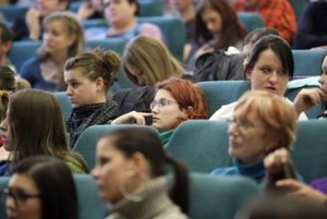 The number of students in Slovakia is dropping.
