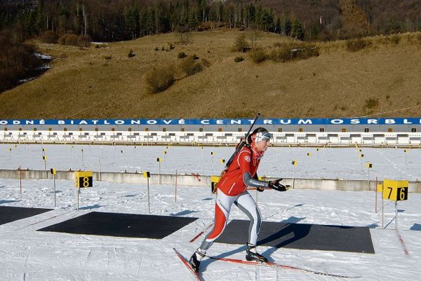 Preparations for Universiade at Osrblie.