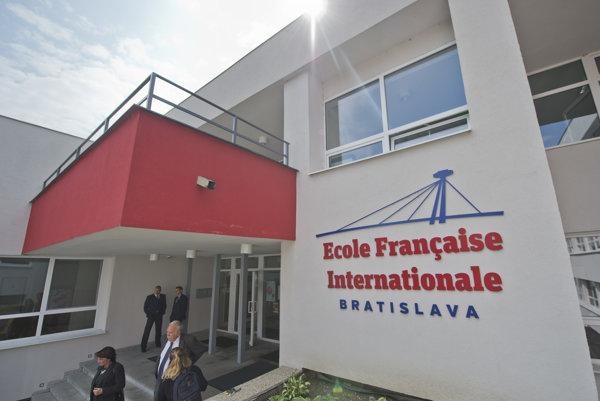 French International School in Petržalka