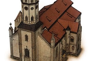 Church of St James in Levoča