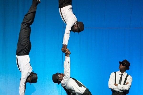 The Black Blues Brothers, Kenya, at Cirkul'Art