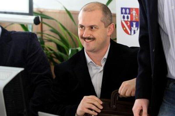 BBSK Governor Marian Kotleba