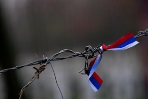 Commemorating the anniversary of Velvet Revolution 1989