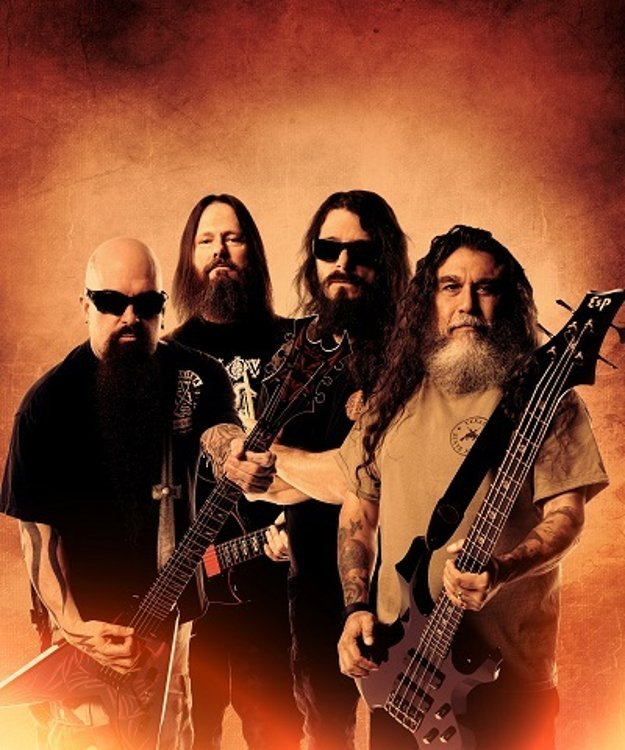 American thrash metal legend Slayer
