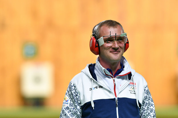 Pavol Kopp finished seventh in free pistol shooting at Rio Olympics.