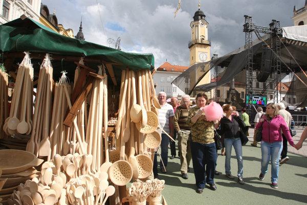 Radvanský jarmok/ fair