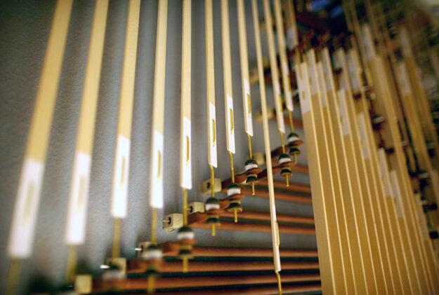 Organ, illustrative stock photo.