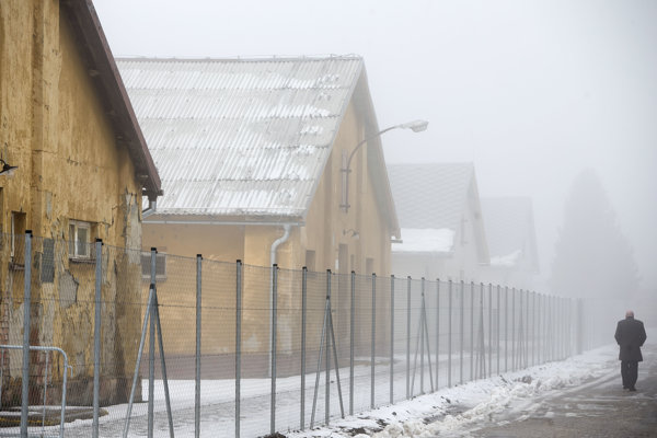 First museum of Holocaust in Slovakia is in Sereď, western Slovakia