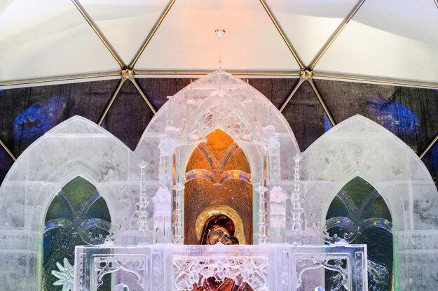 Tatra Ice Cathedral