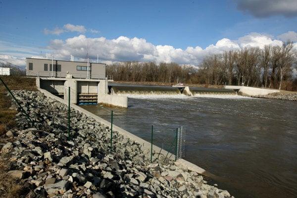 Small hydropower plant Tekov