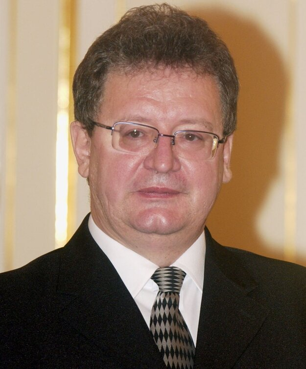 Constitutional Court judge Ladisalv Orosz