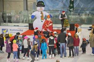 St Nicholas on Ice, Bratislava