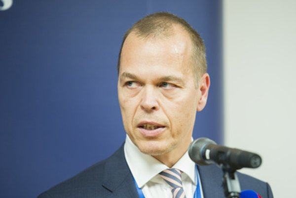 Head of the Parliament's Office, Daniel Guspan