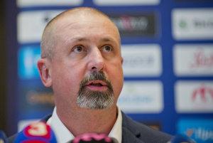 Coach Zdeno Cíger