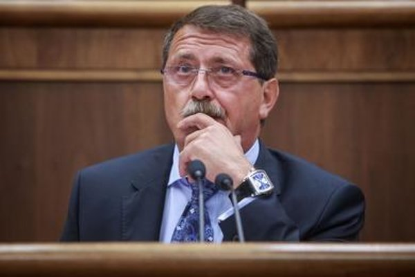 The CT scanner scandal cost Pavol Paška his post as speaker of parliament.