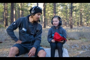 Ruby Isaac interviews Peter Sagan.