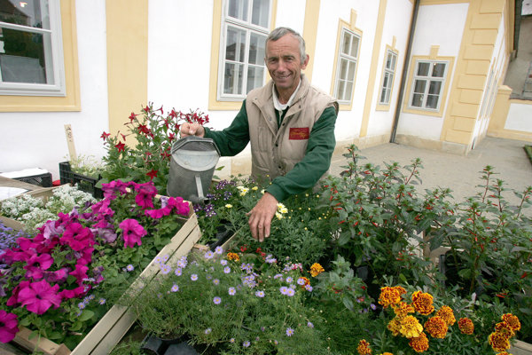 Spring Garden Days at Schloss Hof