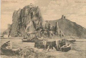 The Devín rock