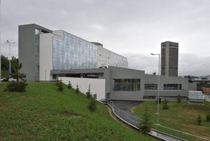 The Faculty of Informatics and Information Technologies of the Slovak University of Technology in Bratislava