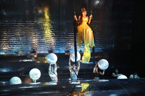 G. Bizet's Pearl Fishers in State Opera/Operalia festival