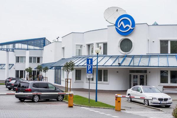 The private TV Markíza resides in Záhorksá Bystrica borough of Bratislava.