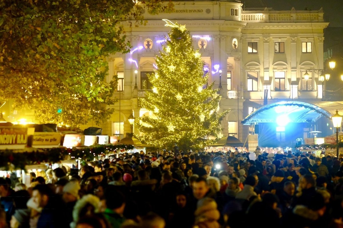 Christmas Bratislava.Bratislava Offers Rich Christmas Programme Spectator Sme Sk