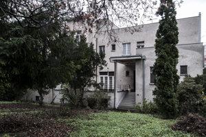 Friedrich Weinwurm – Ignác Vécsei: Villa Stein, Bratislava, Kuzmányho 5; 1932 – 1933.