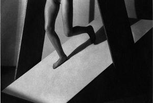 Master of Czech Avant-garde, F. Drtikol: Step