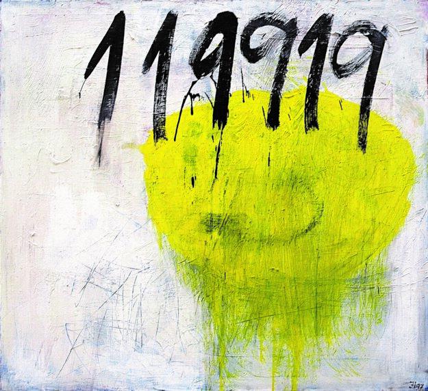 Ján Hlavatý: Ktokoľvek, niekto, nikto (Anyone, Someone, No-one) 1997