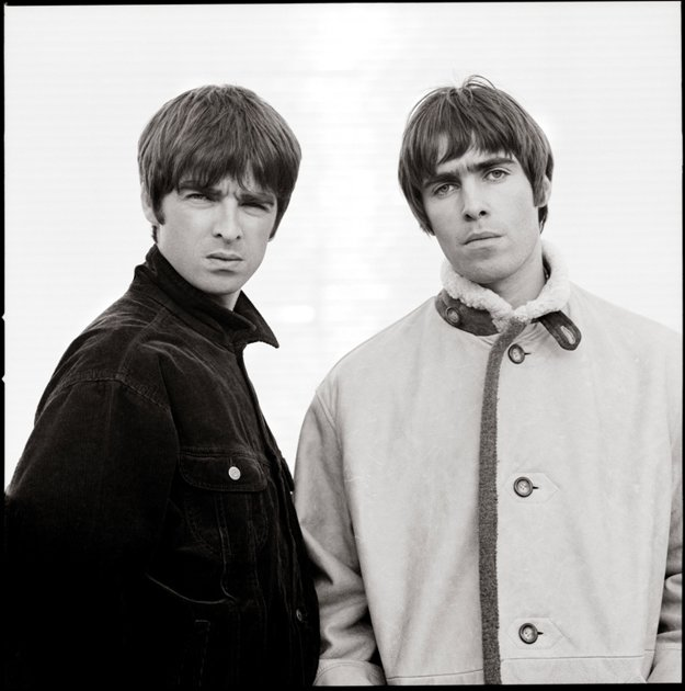 Oasis: The Gallagher brothers