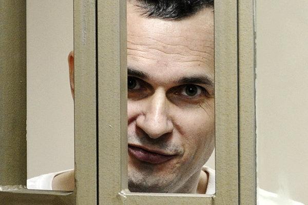 Oleg Sencov, Ukrainian film director