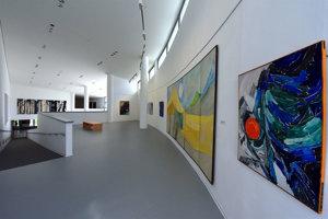 C.-H. Pedersen/E. Alfelt exhibition called Artistic Couple