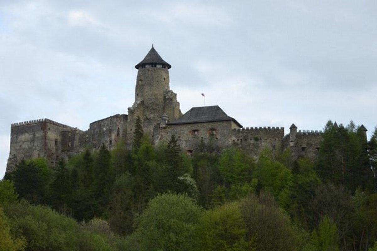 children s skeletons found in stará Ľubovňa castle