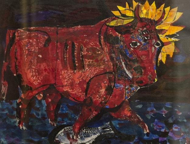 Lajos Szalay: Bull