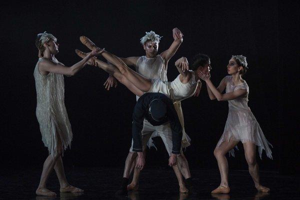 Slovak Dances premeire in the SND