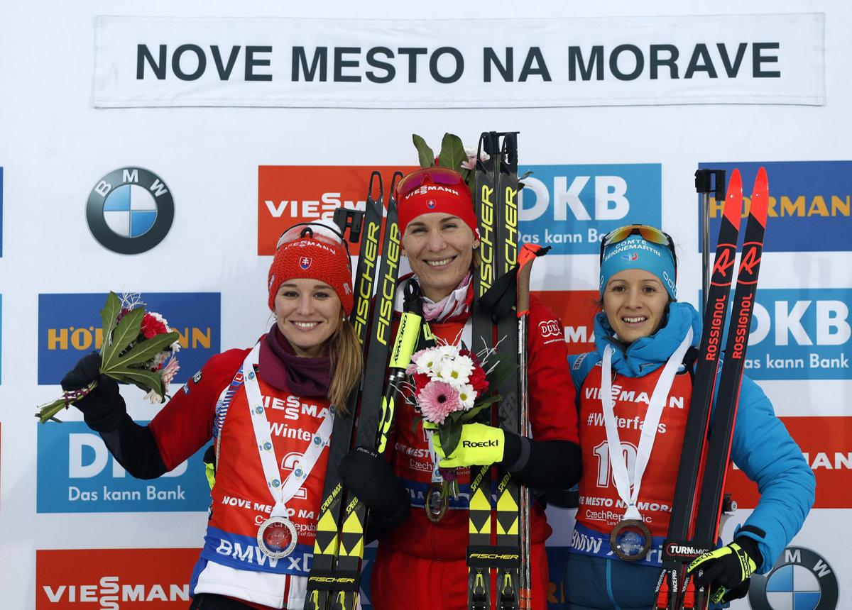 Slovak Biathletes Achieve An Historic Result Spectator Sme Sk