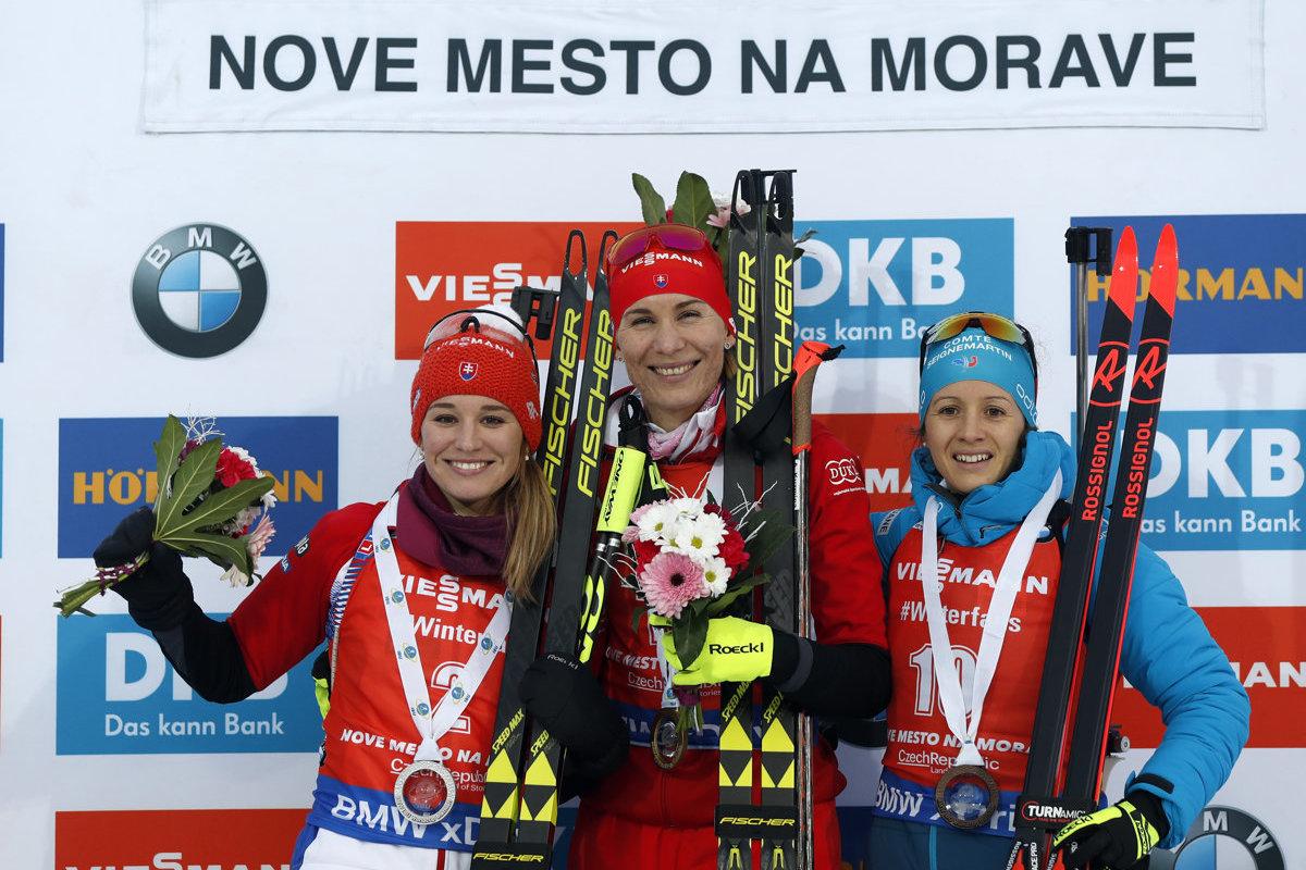 f121af1c8 Slovak biathletes achieve an historic result - spectator.sme.sk